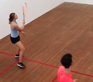 Obsessing with Aces Serve Money Shot