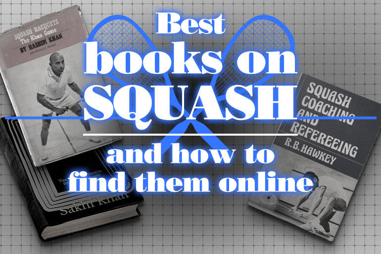 Best Books On Squash And How To Find Them Online