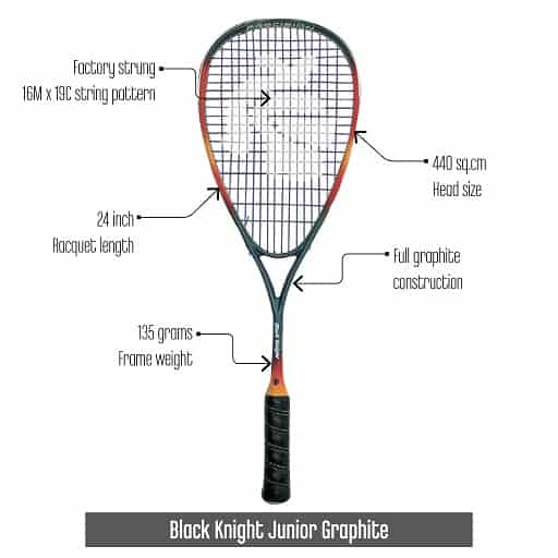 Junior-Squash-Racquet_Black-Knight-Grapihite